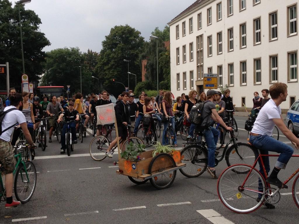 Critical Mass Osna Juli 2012 (2)