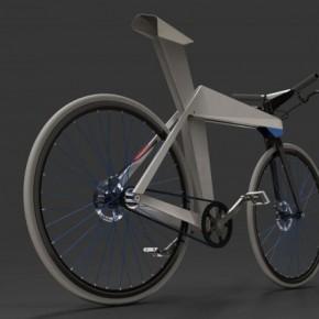 Urban Origami Citybike 1