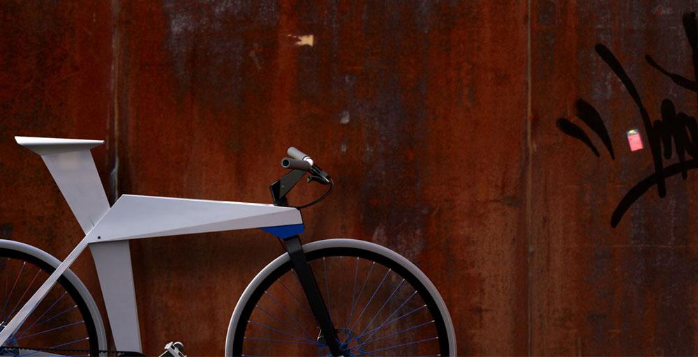 Urban Origami Citybike 3