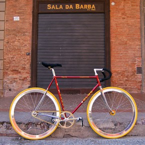 Olmo Competition by Cicli Dossi