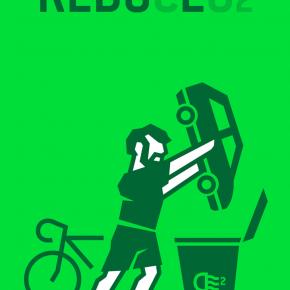 reduCeO2 - CO2 verringern, Radverkehr fördern