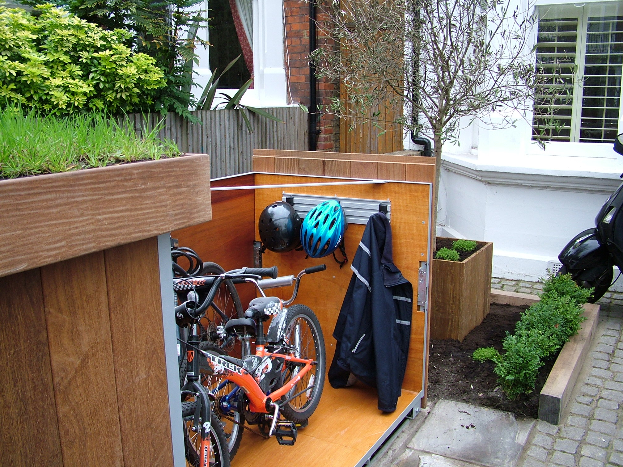 Bike Storage 4