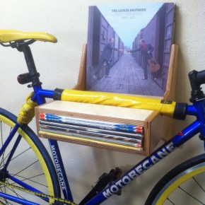 The Audiophile Bike Hanger