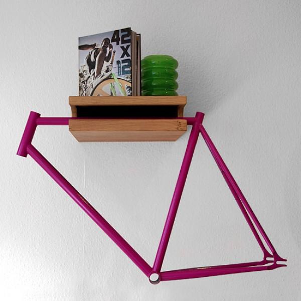 Das Fahrradregal 1
