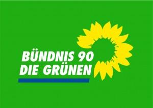 Bündnis 90_Die Grünen_Logo
