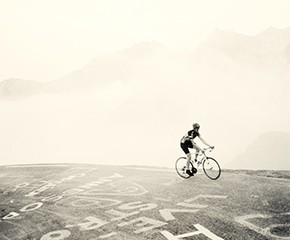 Unique Cycling Photography