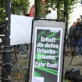 Auftakt zum Osnabrücker STADTRADELN