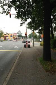 Ampel Radweg
