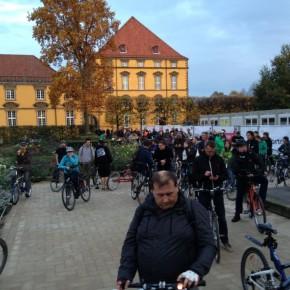 Critical Mass Osnabrück Oktober (2)