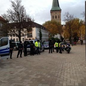 Critical Mass Osnabrück Oktober (3)