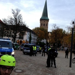 Critical Mass Osnabrück Oktober