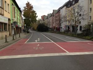 ARAS - hier in der Dielingerstraße.