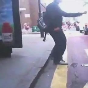 Radfahrer vs. Fußgänger