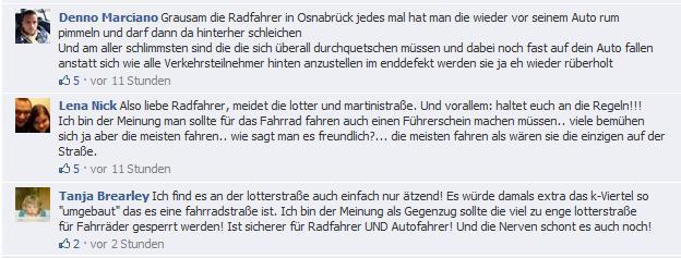 Facebook Lotter Straße