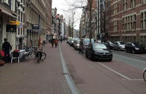 Amsterdam Radweg 1