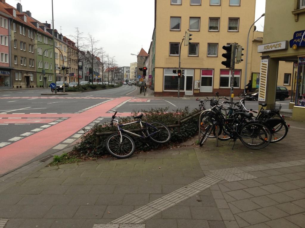 Kreuzung Kommenderiestraße 2