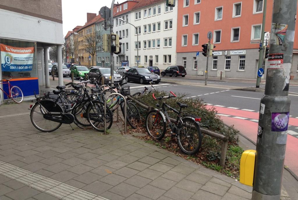 Kreuzung Kommenderiestraße 3