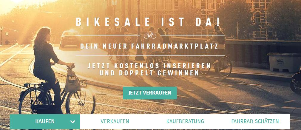 bikesale screenshot
