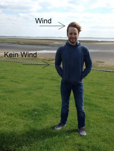 Der ultimative Nordsee-Wind-Test: bestanden!