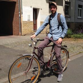 Osnabrück fährt Rad - André