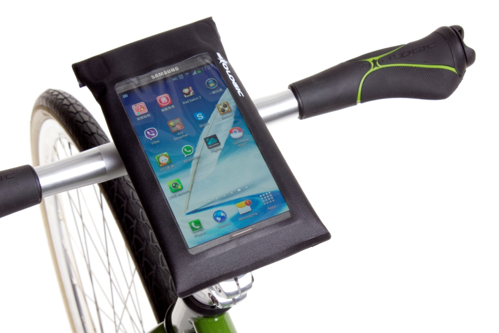 BioLogic Bike Mount Dry Bag for Galaxy