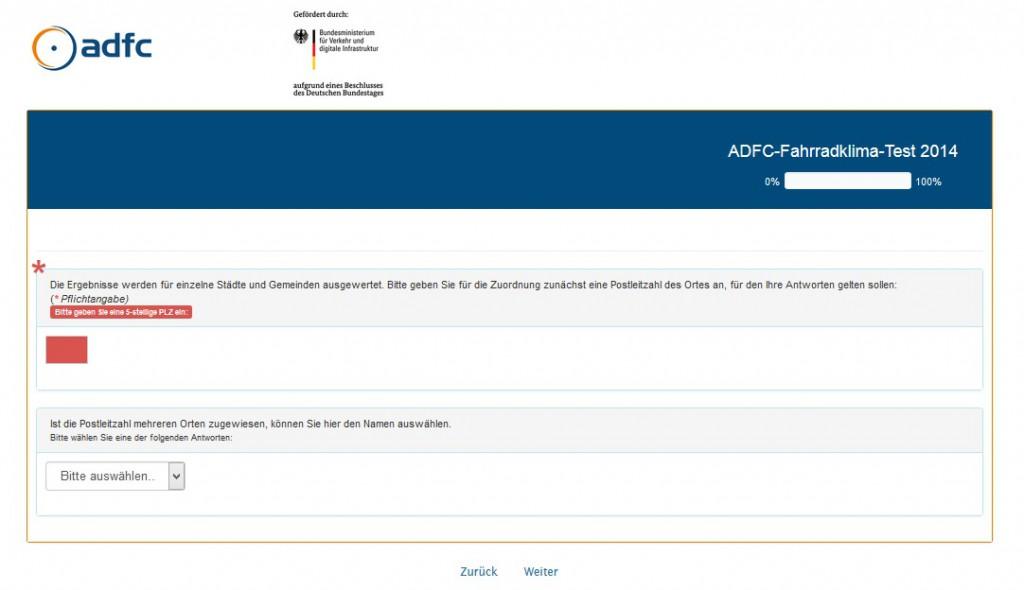 ADFC-Klimatest