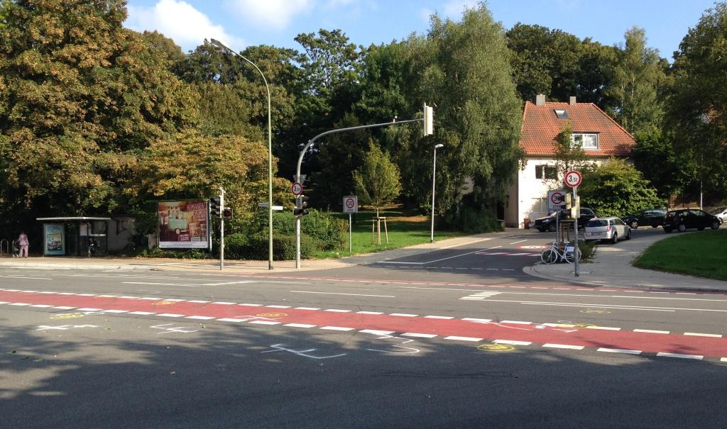 Ghost Bike Bohmter Straße 6