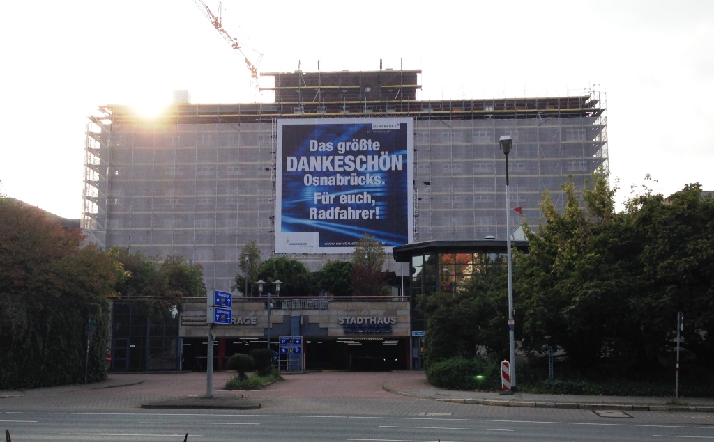 Osnabrück sattelt auf