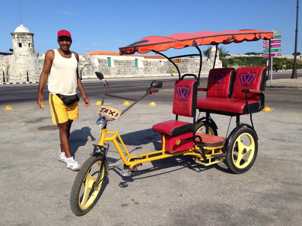 Bici-Taxi 1