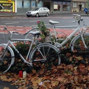 396 getötete Radfahrer in 2014