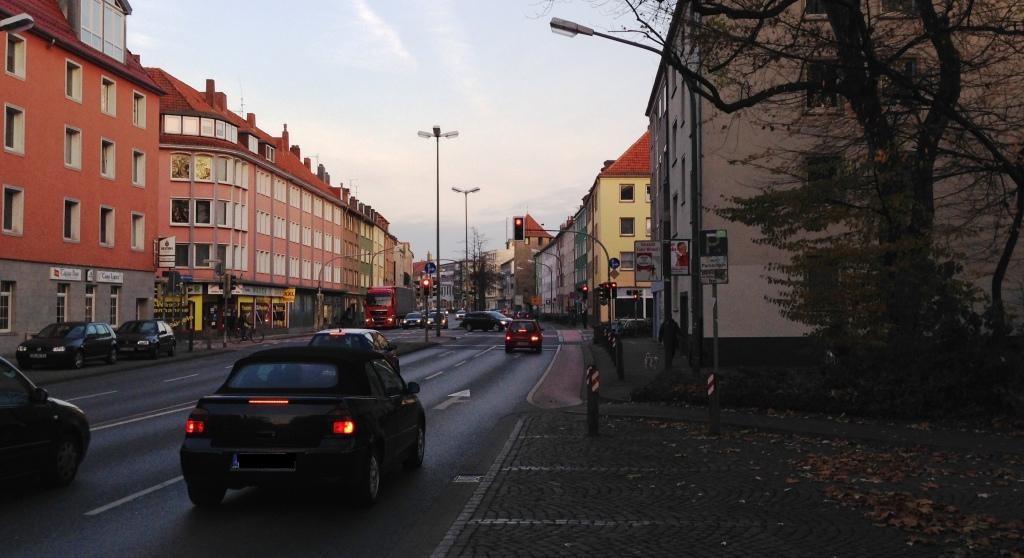Kommenderiestraße Schild 1