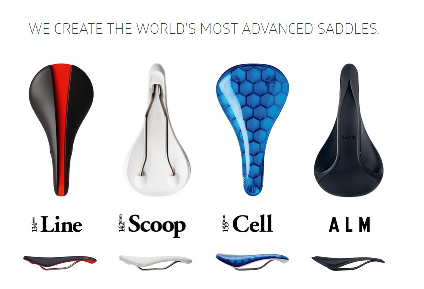 Fabric Saddles