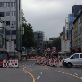 Lebensqualität oder motorisierter Individualverkehr?