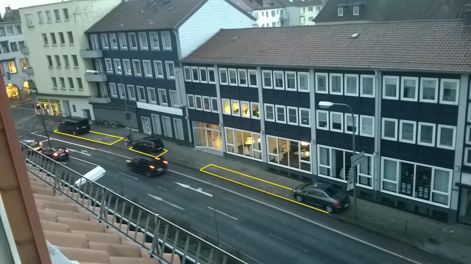 Johannistorwall Pflanzstreifen (1)