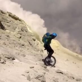 Extreme Unicycling