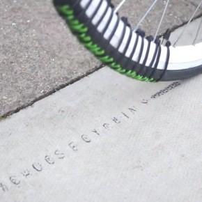 Revolution Bike Stamp