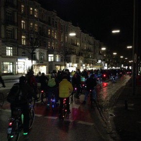 Critical Mass Hamburg