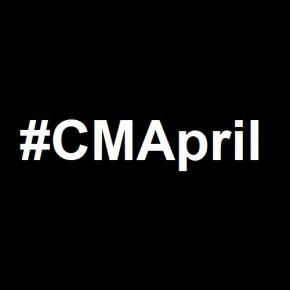 #CMApril
