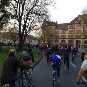 Critical Mass Oldenburg April 2015 (11)