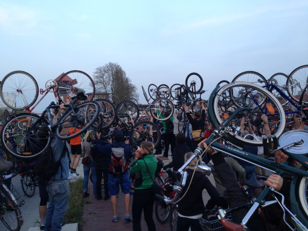 Critical Mass Oldenburg April 2015 (13)