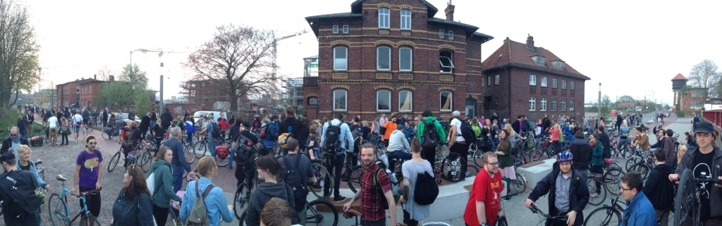 Critical Mass Oldenburg April 2015 (15)