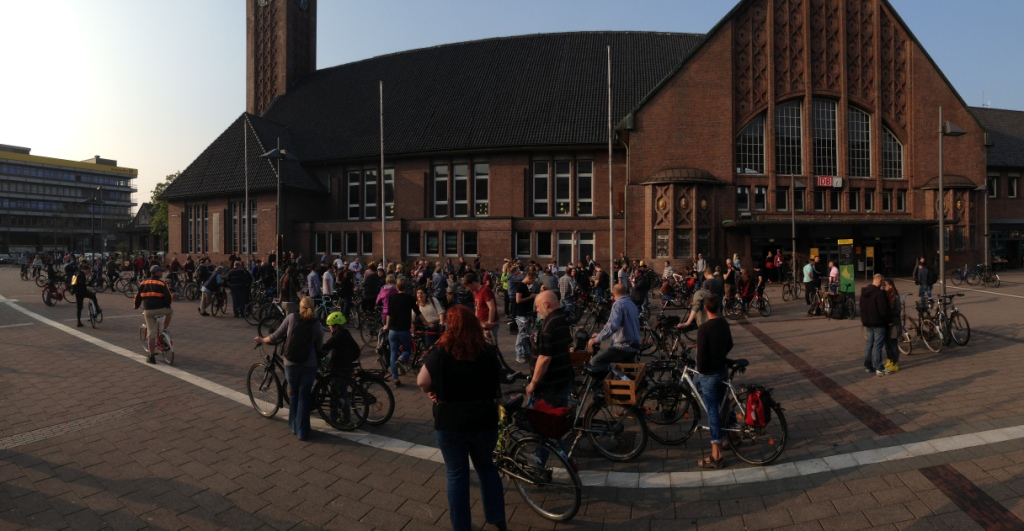 Critical Mass Oldenburg April 2015 (4)