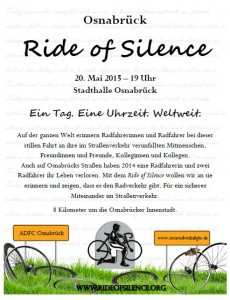Ride of Silence deutsch