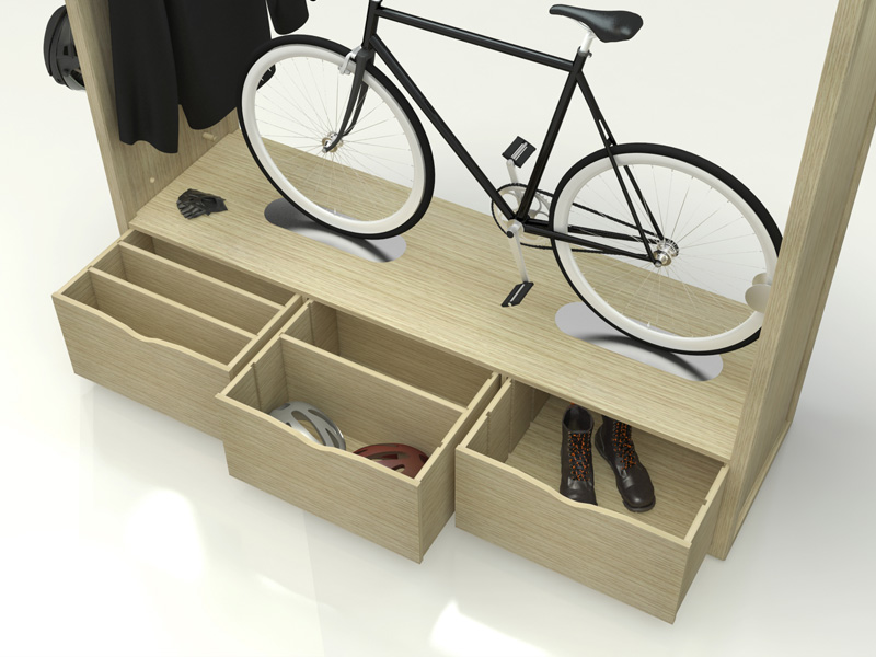 Bike Shelf by vadolibero 2