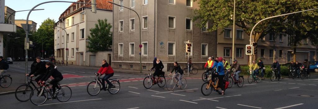 Ride of Silence Osnabrück 13