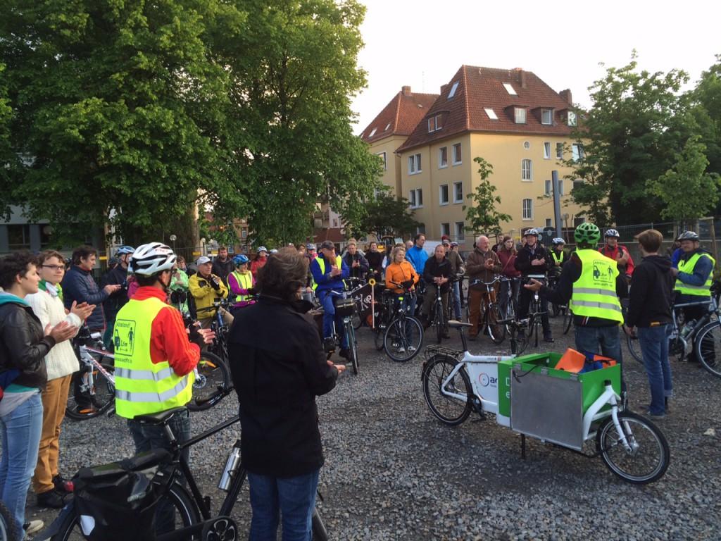 Ride of Silence Osnabrück 14