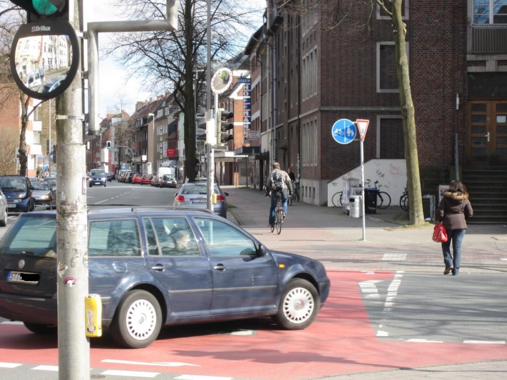 Verkehrsspiegel Münster