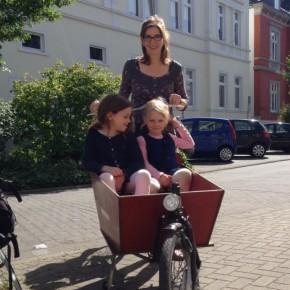 Osnabrück fährt Rad - Carolin, Florentina, Antonia