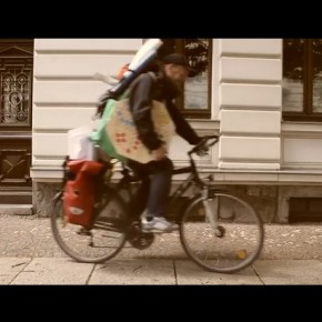 Kinderschutzbund Leipzig sammelt für Lastenrad