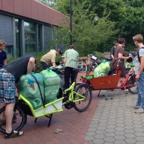 Das Lastenrad als regionales Mobilitätsangebot